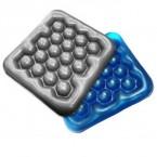[MDP]공기방석 파랑, 회색